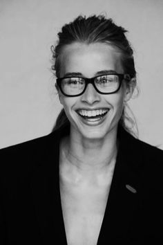 Geek chic. Want glasses like these