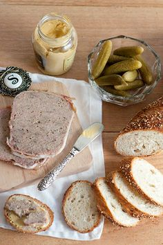 French Country Terrine