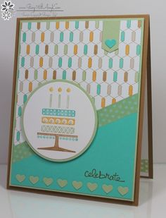 Embellished Events - Stampin' Up! - Stamp With Amy K