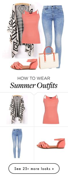 """Summer outfit"" by laurenc16 on Polyvore featuring moda, Morgan, G-Star, Bonnibel i Ted Baker"