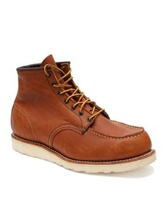 Enlarge Red Wing 6-Inch Moc Boots