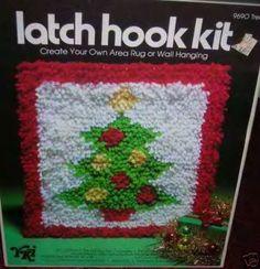 Latch Hook Kits