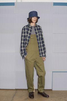 A.P.C. Spring 2016 Menswear Fashion Show