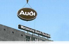 1985 - Audi Unity