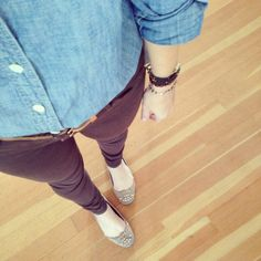 Kendra Pearce - Stylebunnie - November 5, 2013