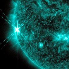 G.A.B.I.E.: El Sol tiene tormentas que se crean de forma simil...
