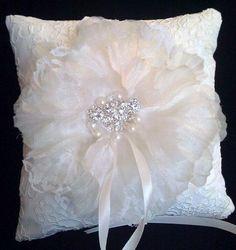 lace ruffle cushion cover pinterest - Recherche Google