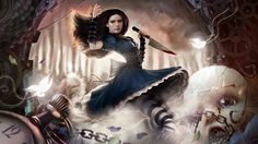 Алиса: Madness Returns PC игры обои - 1920x1080