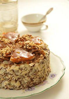 עוגת טורט דובוש הונגרית