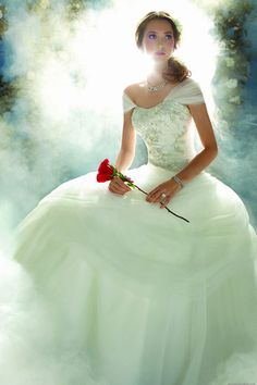 2014 Charming Wedding Dress Strapless A Line With Tulle Skirt Beaded Chapel Train