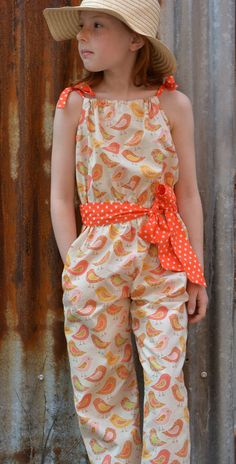 NEW The Peachy Dress & Playsuit Sewing Pattern by FelicityPatterns