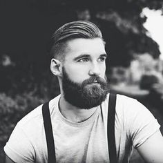 If i let my hair grow i think i can rock this look.
