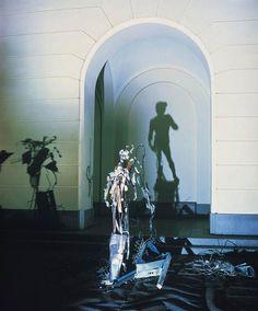 Shadow art  by Diet Wiegman.