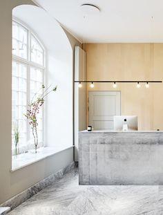 Nobis Hotel Copenhagen - Renovation & Redesign byWingardhs