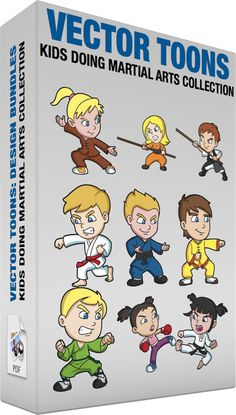 Martial Arts cartoon Boy & Karate clipart - Clipartman.com ...
