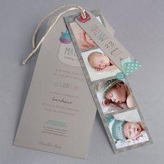Faire-part de naissance personnalisés, faire-partoriginal moulin-roty