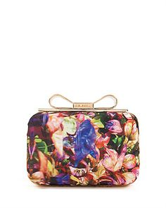 Bloomy clutch from Ted Baker