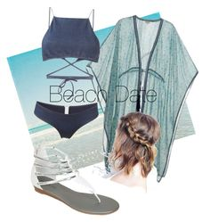 """""""Besch Date"""" by agnesel ❤ liked on Polyvore featuring mode, Talitha et Ack"""