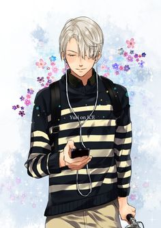 Victor Nikiforov ♡ Yuri!!! on Ice