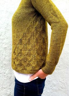 Ravelry: Princess Fiona pattern by Amy Miller. Love the pattern and the yarn. Love Knitting, Sweater Knitting Patterns, Knitting Needles, Knit Patterns, Hand Knitting, Knit Sweaters, Cardigan Pattern, Pull Crochet, Mode Crochet