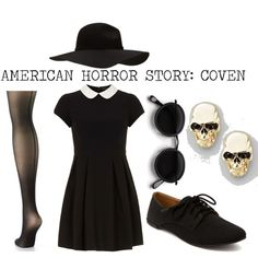 American Horror Story: Coven inspired - everything but the shoes