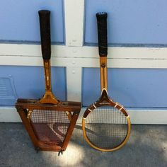 Old Racquets