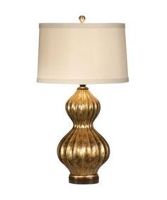 Wildwood 9432 Golden Gourd 32 Inch Table Lamp $425