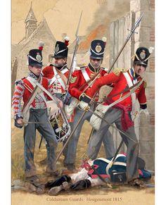 Колдстримский полк 1815