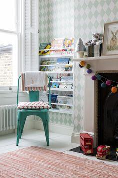 Zac's Playful Boys Room - by Kids Interiors