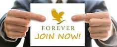 JOIN NOW!  Ask how Forever Living can improve your health