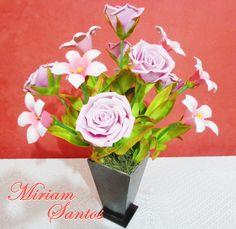 690 Mejores Imágenes De Flores De Fomi Flores De Fomi