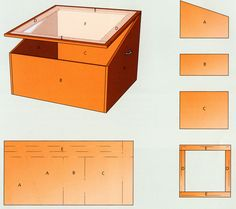 One idea for a cold frame