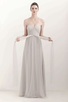 "How to style the Annabelle Dress from BHLDN no. 1 ""Cross My Heart"""