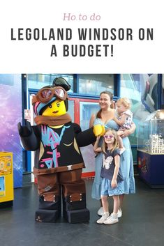 Tips and tricks on how to get cheap tickets to Legoland Windsor, and how have a great day out in Legoland Windsor on a budget. Cheap Days Out, Days Out With Kids, Family Days Out, Kids Go Free, Hotel Breaks, Legoland Windsor, Kids Attractions, London With Kids