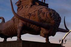 Даши Намдаков — Скульптуры