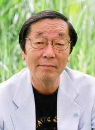 Dr. Masaru Emoto. I love and appreciate this man... His studies basically changed my life. Thank you, Dr. Emoto!