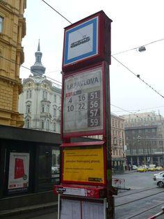 """Transportation hub in Prague. Pavlova, Four Square, Transportation, Broadway Shows"