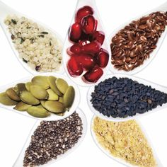 7 Super Seeds With Health and Body Benefits: Food & Diet: Self.com : Suddenly, seeds are everywhere—beverages, bars, you name it. For little guys, seeds are nutritional powerhouses. But which ones deliver the health and body benefits you crave most? Some help. Tell us how you enjoy your super seeds in the comment section below! #SELFmagazine