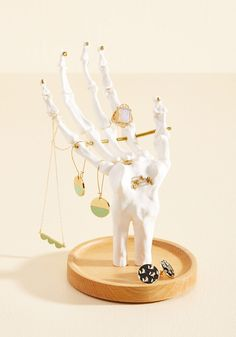 Go to Extremities Jewelry Stand, #ModCloth