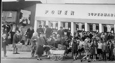 Powers Supermarket Opening 1965 Grange Cross Thanks to Ballyfermot Library