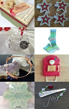 For Early Shoppers! by Barbara Ann Santomauro on Etsy--Pinned with TreasuryPin.com