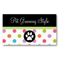 1000 images about pet grooming business cards on pinterest pet care