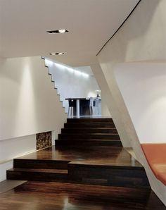 Roof Top Loft Design in Berlin - Loft Gleimstrasse by GRAFT
