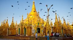 Myanmar Tourism and Travel - Plan your Myanmar holidays, trips or vacations and get tourist info. Threeland Travel Gray Line, experiences in tourism industry, offers packages in Indochina with Laos, Vietnam and Cambodia also Myanmar Travel, Burma Myanmar, Laos, Shwedagon Pagoda, Floating Hotel, Eyewitness Travel Guides, Yangon, Buddhist Temple, Mandalay