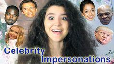 Celebrity Impersonations | Vivian King