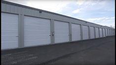 Mini Storage Building Project & Customer Testimonial - La Grande, OR Self Storage Units, Built In Storage, Storage Building Kits, Prefab, Storage Buildings, Mini, Grande, Outdoor Decor, Projects