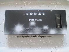 Makyaj Kitabı: Lorac Pro Palette İncelemesi