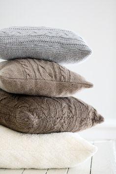sweater-pillow