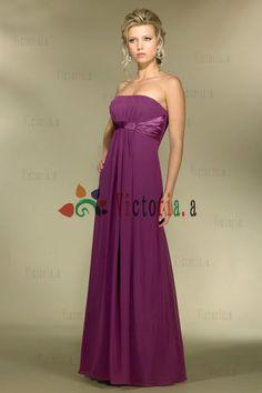 Stock Chiffon wedding gown prom/bridesmaid/evening Dresses Size 6 8 10 12 14 16 | eBay