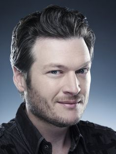 I can't stand country music, so I've never heard Blake Shelton sing.  And I'm pretty much never attracted to the manly, scruffy guys (I like them super pretty or super adorkable).  But seriously, the dimples and the smirking?  And the fact that every time he opens his mouth on The Voice I love him just a liiiiitle bit more?  TL;DR, HE MAKES ME LAUGH AND I SORT OF WANT TO CLIMB HIM LIKE A TREE. <3